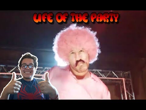 The party animal!!!/ Wilford 'Motherlovin' Warfstache by markiplier Reaction