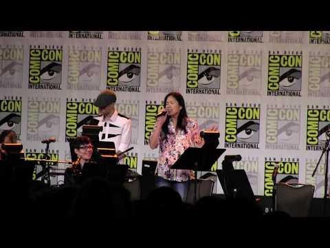Steven Universe San Diego Comic-Con 2016 Part 1: Concert