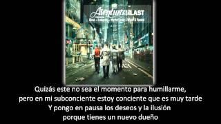 Aventura - Por Un Segundo (lyric - letra)
