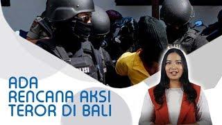 Istri Pelaku Bom Bunuh Diri Polrestabes Medan Ternyata Rencakanan Aksi Terorisme di Bali