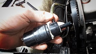 Моторчик омывателя ВАЗ, не работает, ремонт