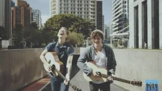 The Vamps' James McVey & Connor Ball Dance With Fans In 'Can't Stop The Feeling' Cover -  Video