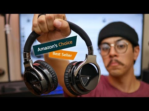Testing Out Amazon's Best Seller Headphones – Cowin E7 Review!