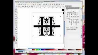 How to Make Swirl or Ornament Using Inkscape - Most Popular