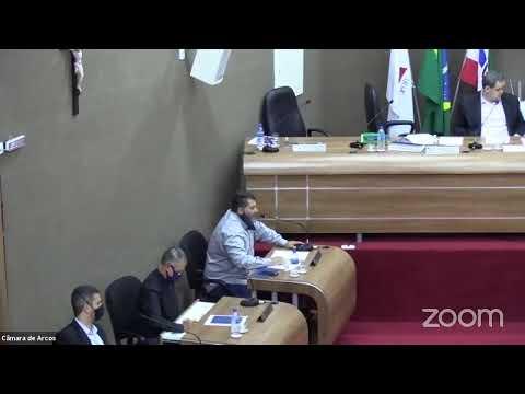 Reunião Ordinária e Extraordinária (23/11/2020) - Câmara Municipal de Arcos