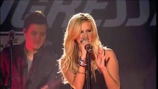 Ashley Tisdale - Hot Mess - Live at the 2009 Progressive Skating & Gymnastics Spectacular