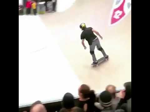 How Bucky Lasek won Vert Attack 12 - welcomeskateboarding