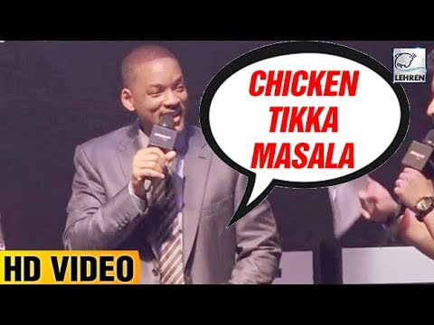 Hollywood Actor Will Smith Speaking FUNNY HINDI