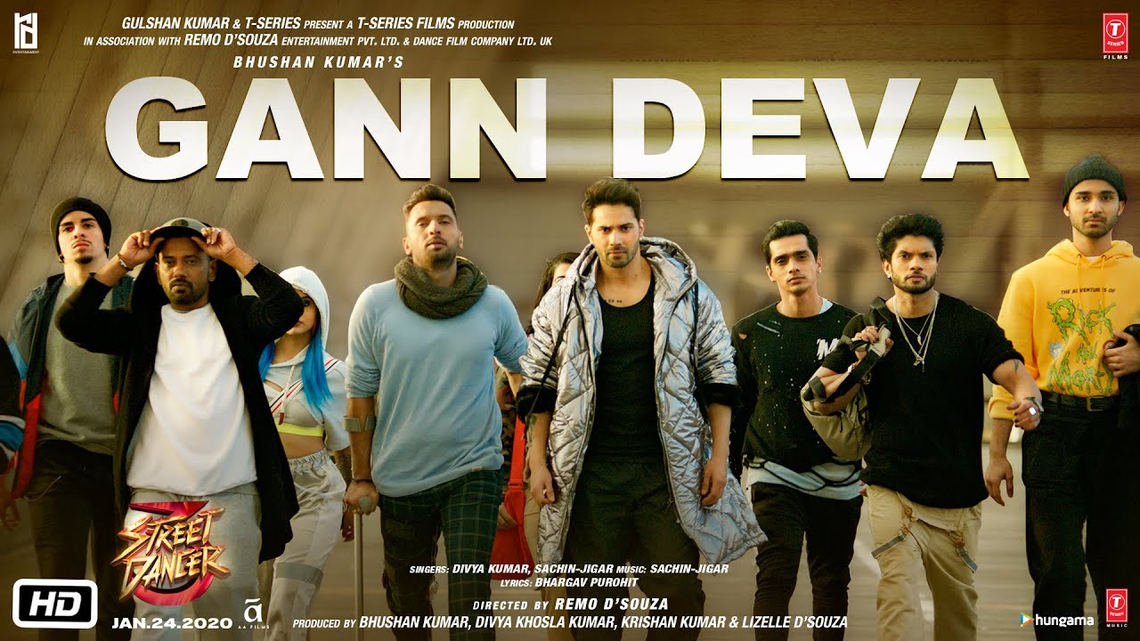 Gann Deva Lyrics – 123Movies - Street Dancer 3D #LyricsBEAT