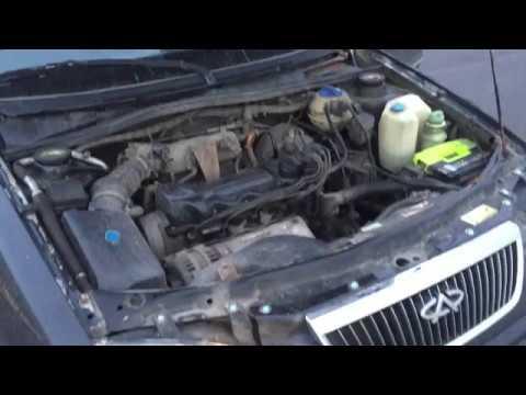 Передняя подушка двигателя чери амулет усиленная