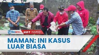 Ketua DPC PDIP dan Ketua DPRD Subang Ziarahi Makam Tuti & Amalia, Sebut Kasus Pembunuhan Luar Biasa