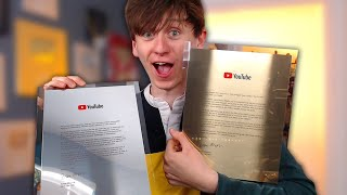 There is a NEW SECRET Youtube Award that no one knows about!