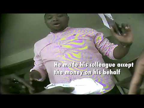 Video: Sannie Daara received GHC 4,000 bribe in Anas exposé