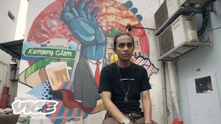 In Singapore, Street Art is Punishable by 8 Lashes with a Cane