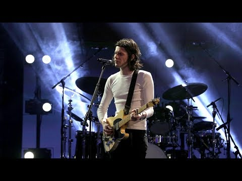 James Bay Performs His New Song, 'Bad' - TheEllenShow
