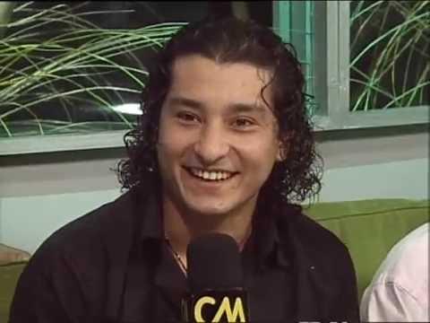 Los Tekis video Entrevista CM - Estudio CM 2005