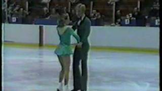 Torvill & Dean (GBR) - 1980 Winter Games, Ice Dancing, Free Dance