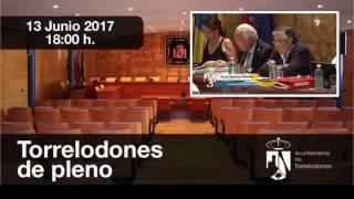 Resumen del Pleno del 13 de junio 2017