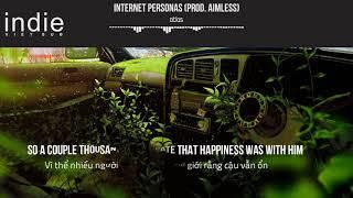 [Vietsub+Lyrics] atlas - internet personas (prod. aimless)