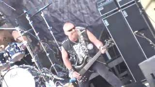 Fall Of Summer 2016 - EXCITER - Rain of Terror - Torcy, France - 03/09/2016