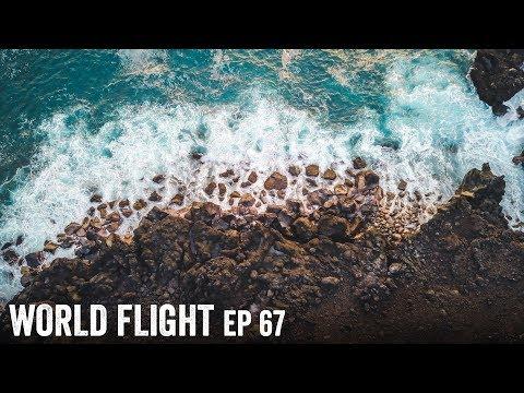 HAWAII DRONE FUN! - World Flight Episode 67