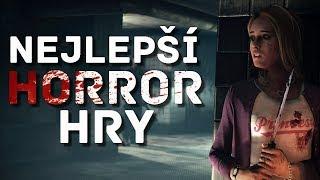 Nejděsivější hororové hry!