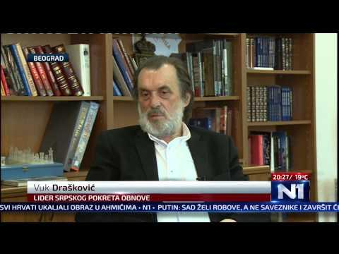 N1 Pressing: Gosti Azem Vllasi, Muhamed Filipović i Vuk Drašković