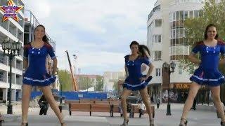 RUSSIAN GIRLS DANCE - Kalinka-Malinka Dance Remix (Russkaya Narodnaya Song)