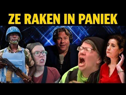 ZE RAKEN IN PANIEK - DE JENSEN SHOW #62