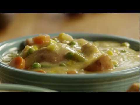 Chicken Pot Pie Recipe – How to Make Slow Cooker Chicken Pot Pie ...