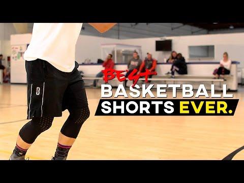 BEST BASKETBALL SHORTS EVER! | DryV Baller 3.0 Performance Review