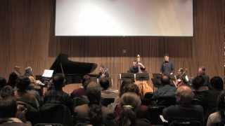 "Hotel Elefant in Concert - ""for Madeline"" by Michael Gordon"