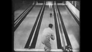 Bowling Tricks with Andy Varipapa 1948