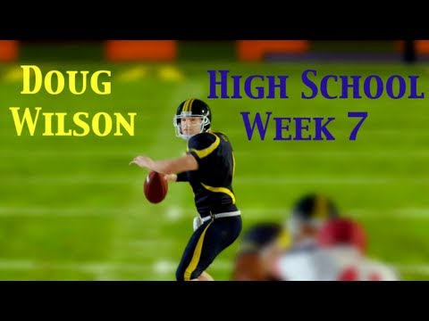 NCAA Football 13: RTG (QB) Doug Wilson - High School Week 7 (Ep.7)