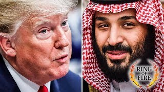 Saudi Arabia and Signs of Trumpism Spreading Across the Globe