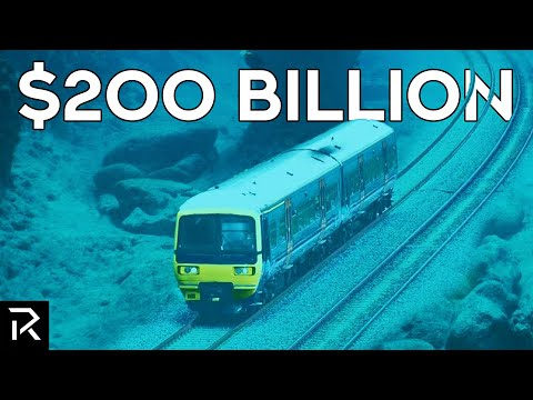 Underwater Rail Connecting China & the US - Is It Possible?