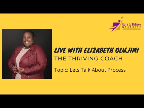 Lets talk about process