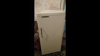 Холодильник Днепр 2.Лампа горит,но двигатель не включается.Ремонт своими руками.