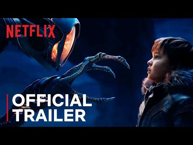 Netflix's Lost in Space Gets First Full Trailer | Technology