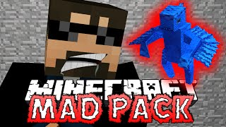 Minecraft Mad Pack 1 - THE START OF OVERPOWERED