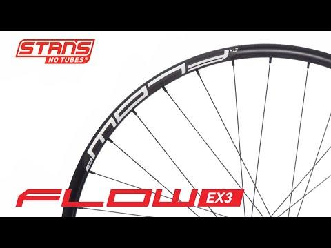 Stan's NoTubes Flow EX3 Wheelset - Martin Maes