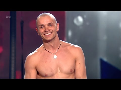 Alex Magala - Britain's Got Talent 2016 Final (видео)