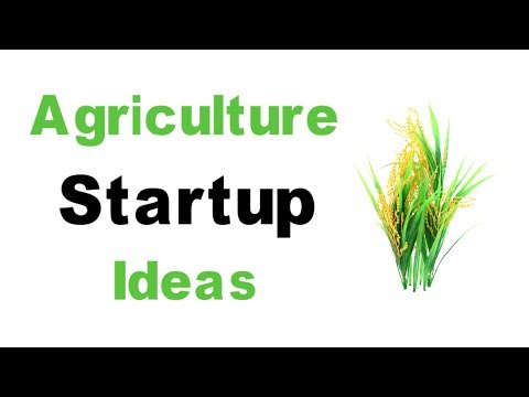 , title : 'The Most Unique & Innovative Agriculture Startup Ideas | New Business Ideas