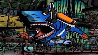 Viewtiful Joe Gran Bruce Boss Fight 4K 60fps Dolphin Emulator