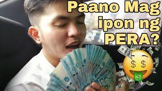 PAANO MAG IPON NG PERA NG MABILIS? | 5 MONEY SAVING TIPS