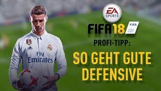 FIFA 18 Profi-Tipp: So geht gute Defensive