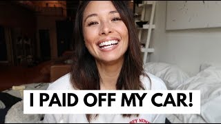 How I Paid Off $7,000 in Two Months | Bi Monthly Budget | Aja Dang