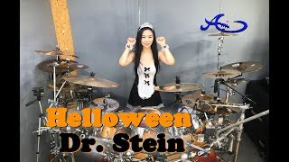[New] Helloween - Dr. Stein drum cover by Ami Kim ( #57)