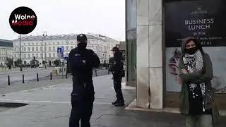 Godzina 09:00 rano, warszawiacy nie mogą dojść do pracy, ulice zablokowane