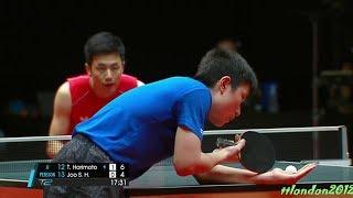 Tomokazu Harimoto vs Joo Se Hyuk (2017 T2APAC)